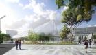 vue général du projet urbain d'antonypole