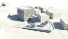 maquette blanche 3d
